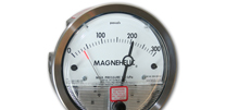 Analoge Manometer